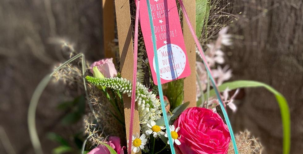 Muttertag - Blumentüte