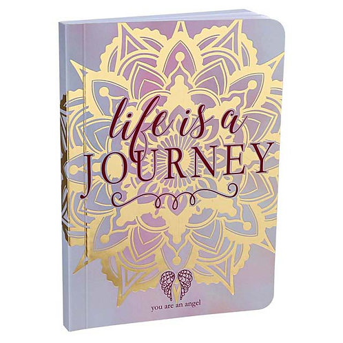 Life Is A Journey - Mini Journal