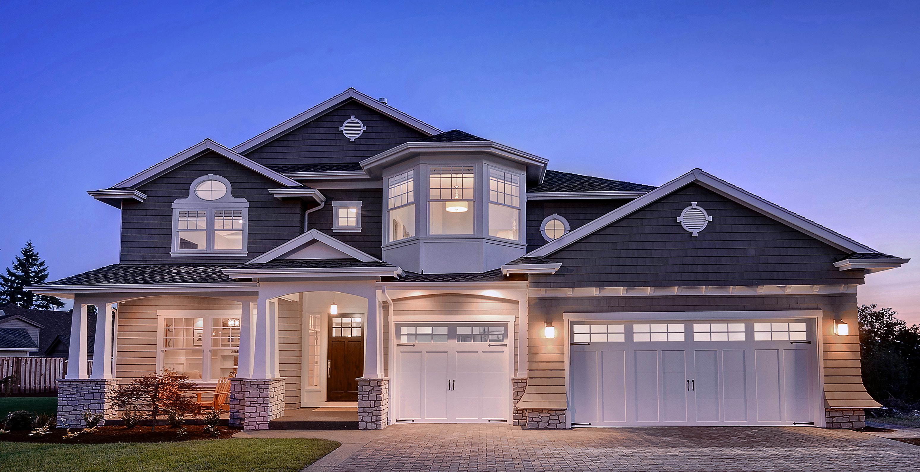 New Hampton Home - Banner