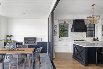 Indoor outdoor connection