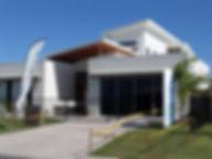 Display home at the sunshine coast