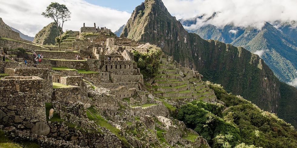 Nidra Training Retreat and Machu Picchu
