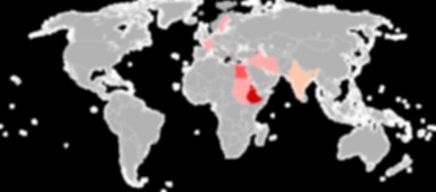 Oriental Orthodox Population