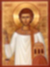 Saint Stephen The Protomartyr