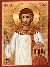 Saint Stephen The Protomartyr