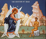 Creation of Adam - Human