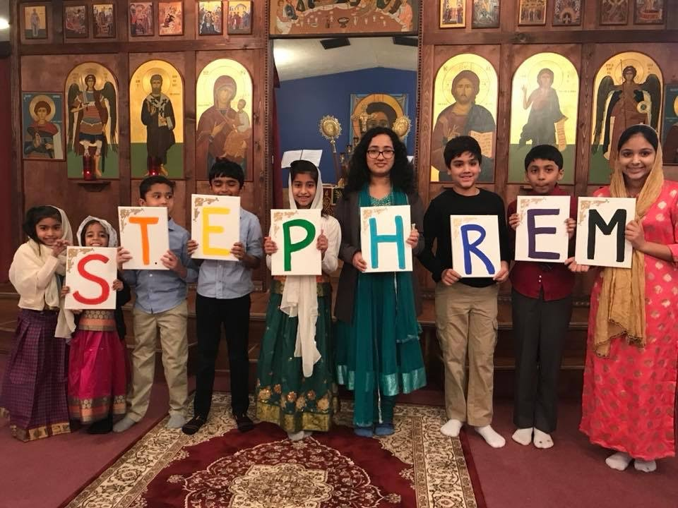Sunday School - Life of St. Ephrem
