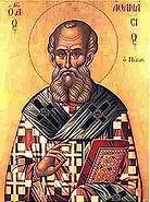 Saint Athanaseus of Alexandria