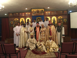 Dukhrono_Feast - Oriental Orthodox Divine Litturgy