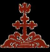 Holy Spirit on Orthodox Cross on St. Ephrems's Columbus Ohio
