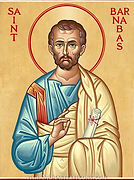 Saint Barnabas the Aposte