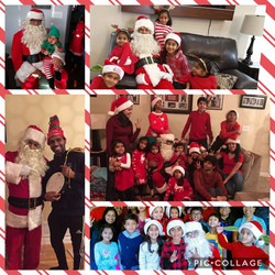 Christmas Carols 2017 - Santa & Kids
