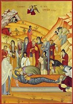 Veneration of St.Ephrem