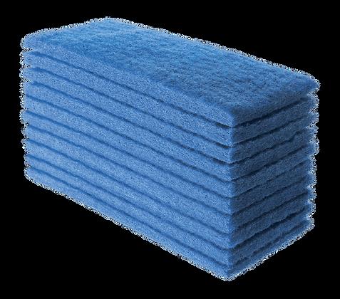Fibra limpeza leve azul - 9509