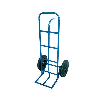 Carrinho de carga 200kg c/roda pneumática - Transp. Bebidas - JB8