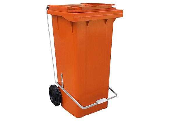 Container com pedal - 120 litros