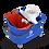 Thumbnail: Conjunto balde espremedor standart - 20 litros
