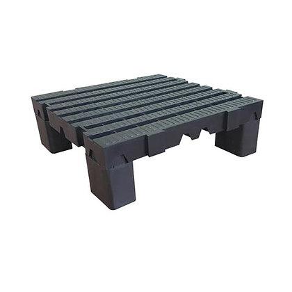 Estrado de plástico com prolongador - 40x40cm
