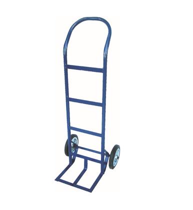 Carrinho de carga 200kg c/roda ferro e aro borracha - JB5