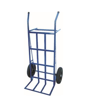 Carrinho de carga 400kg c/roda pneumática - Serv. Gerais - JB13