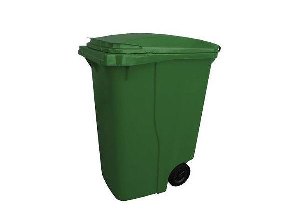 Container injetado - 360 litros