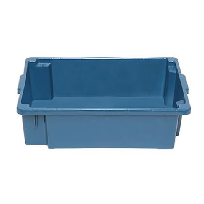 Caixa plástica fechada - 42 litros