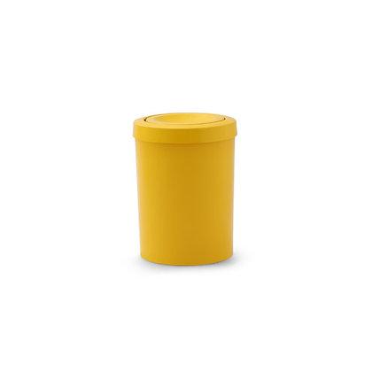Cesto de lixo com tampa flip top - 15 litros