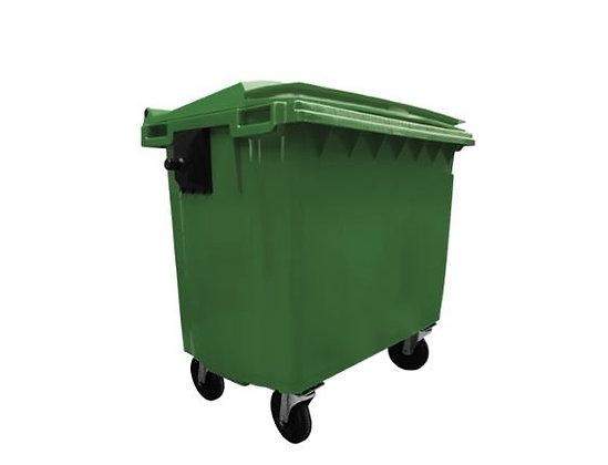 Container injetado - 700 litros