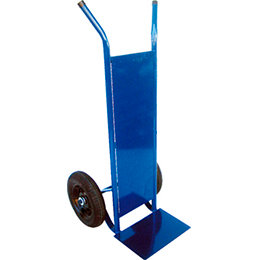 Carrinho de carga 300kg c/roda pneumática - Serv. Gerais - JB6