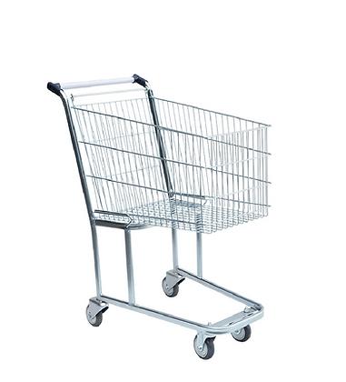 Carrinho para supermercado - 130 litros