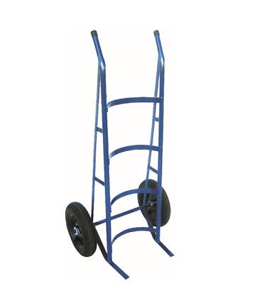Carrinho de carga c/roda pneumática - Transp. Barril de Chopp - JB9