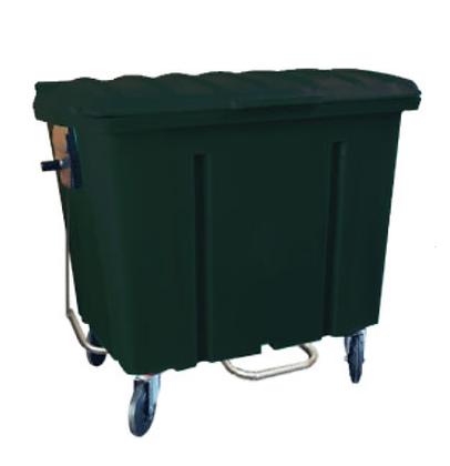 Container com pedal - 1000 litros