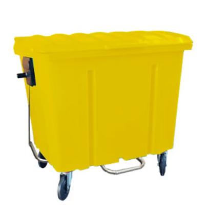 Container com pedal - 700 litros