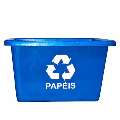 Caixa coletora de papel A4/ofício 2