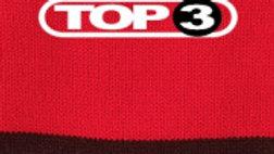 """TOP 3 """"Vintage Miami Heat Edition"""""""
