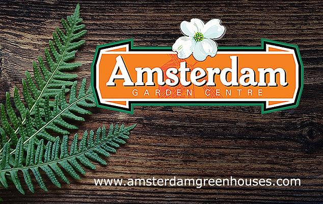 Amsterdam Garden Centre Gift Card