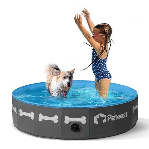 Peteast Dog Swimming Pool 80cm
