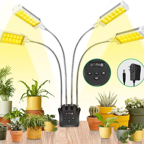 LED Plant Growing Light 4Head