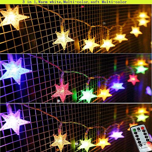 Aerb Star Fairy Lights