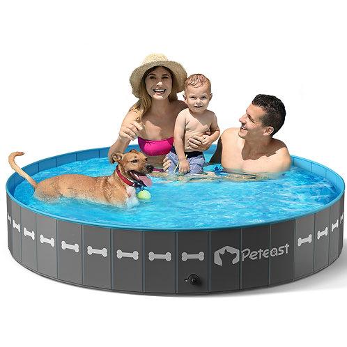 Peteast Dog Swimming Pool 160cm