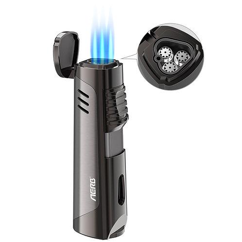 Aerb Windproof Three Jet Lighter