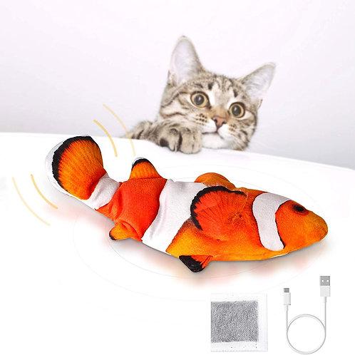 Pet east Cat Fish Toys