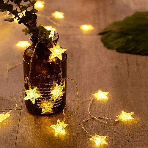 Aerb Star String Lights