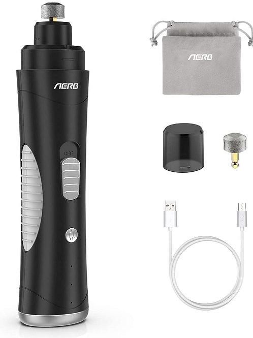 Aerb Krallenschleifer für Hunde und Katzen, 30 Dezibel super-leise Lärm, USB Wie
