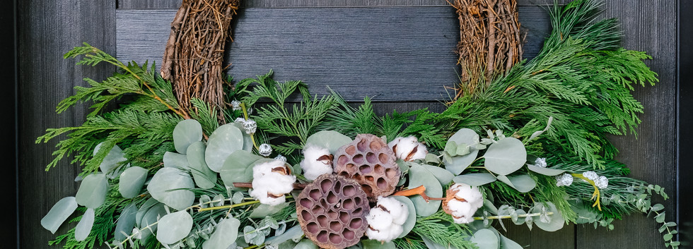 Winter Woodland Wreath Kit $69.99