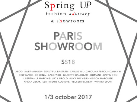 Spring Up is coming to Paris!