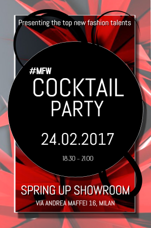 Spring Up Presents #MFW Cocktail Party