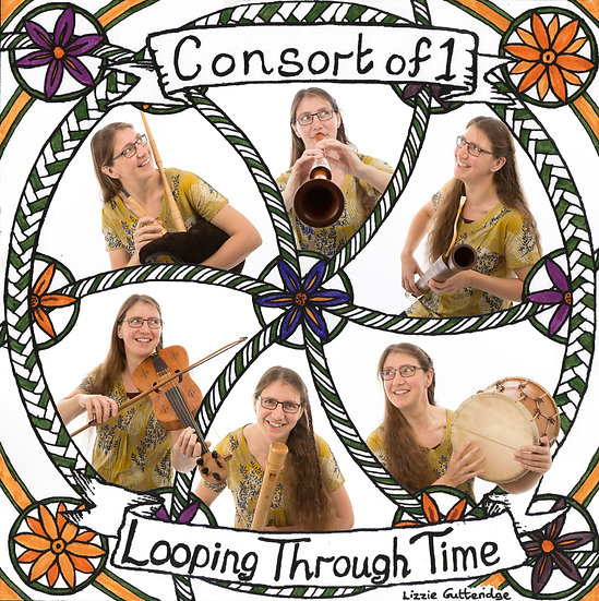 CD: Consort of 1, Looping Through Time