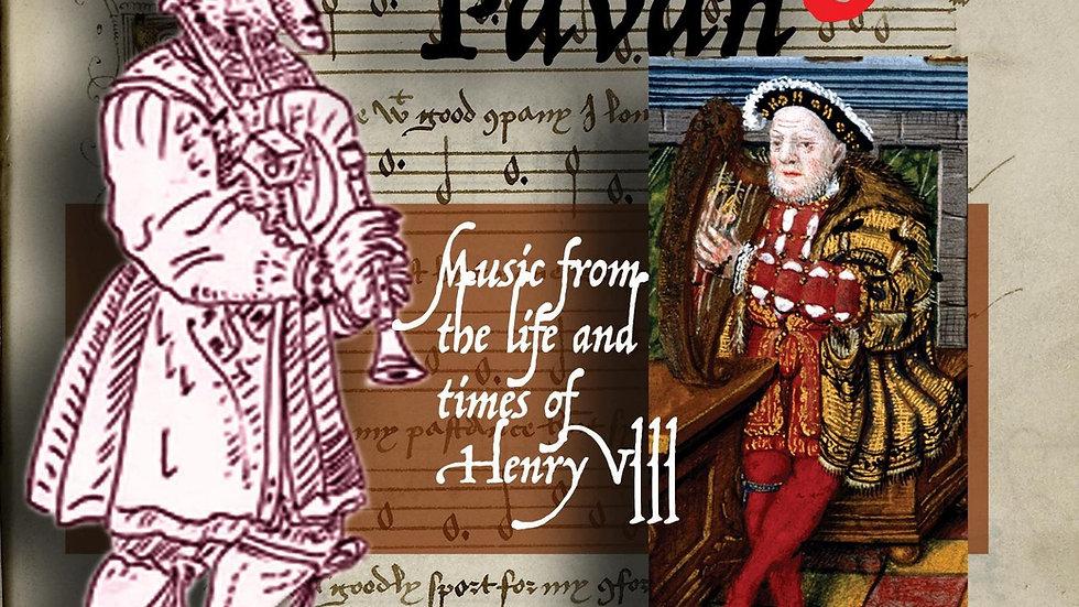 CD: The York Waits, The King's Pavan