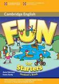 Fun for Starters и Fun for Mover.                         Учебные пособия для подготовки к экзаменам